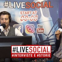 Accademia Pictor a #Live Social di Radio Veronica One
