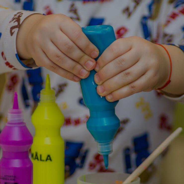 Disegno e Pittura per Bambini